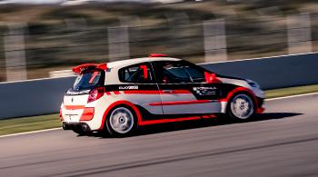 Pilotar coche de carreras