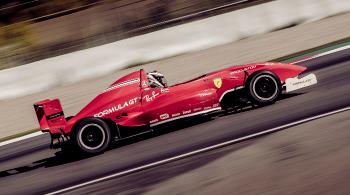 Pilotar un Fórmula